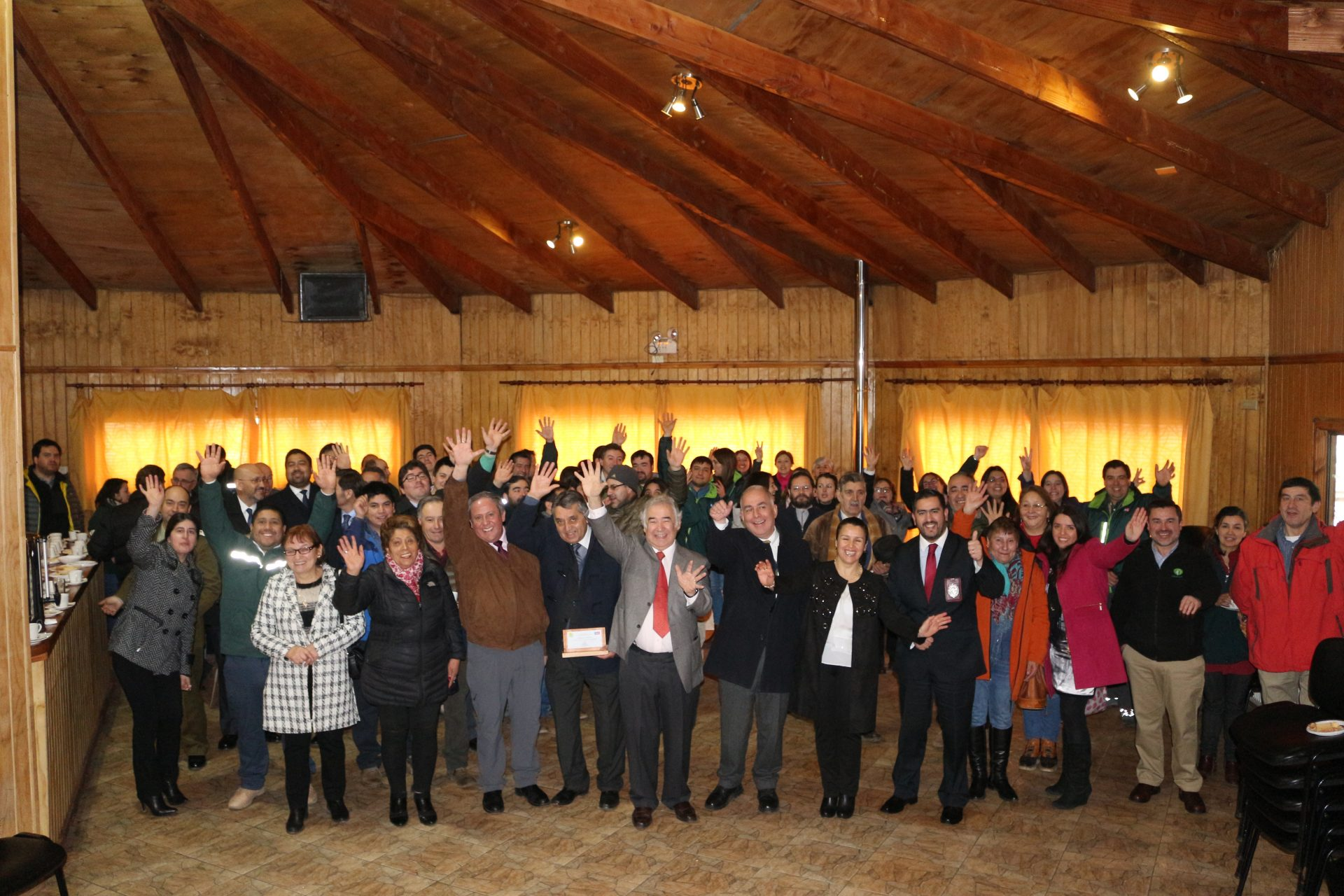 Servicio Agrícola y Ganadero SAG celebró sus 51 años en la región de Aysén