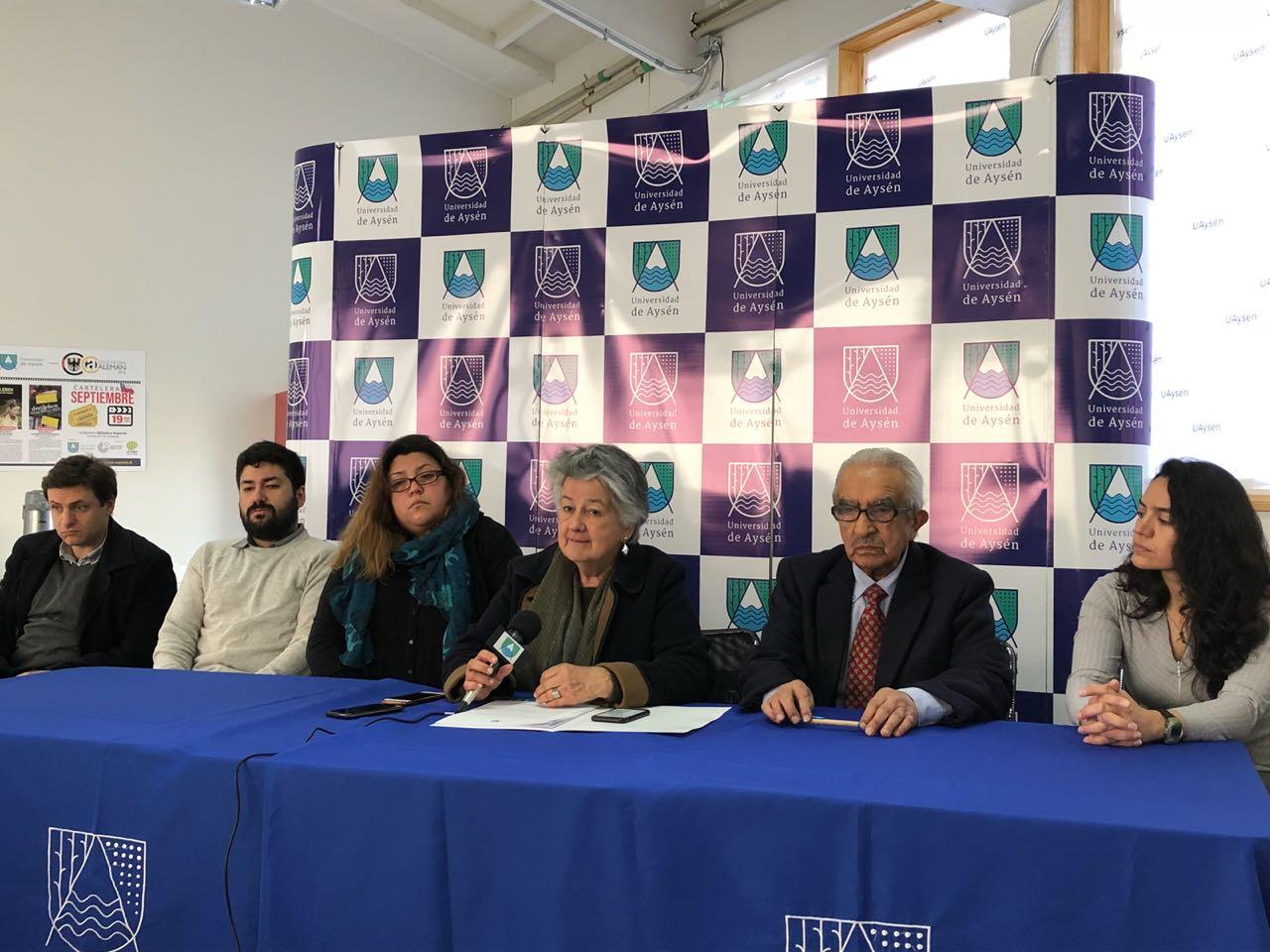 Universidad de Aysén apuesta por el desarrollo de la investigación e invierte 430 millones en equipamiento científico