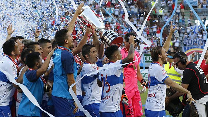 Universidad Católica conquistó el campeonato 2018 del fútbol chileno este  domingo al vencer 2-1 a Deportes Temuco 45a31d9127ee8