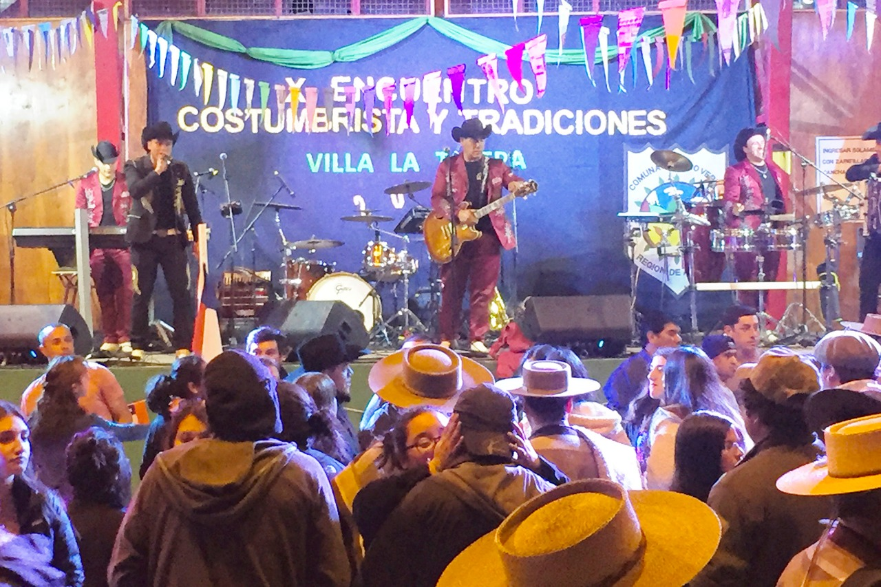 Exitoso cierre de Encuentros Costumbristas 2019 en Lago Verde
