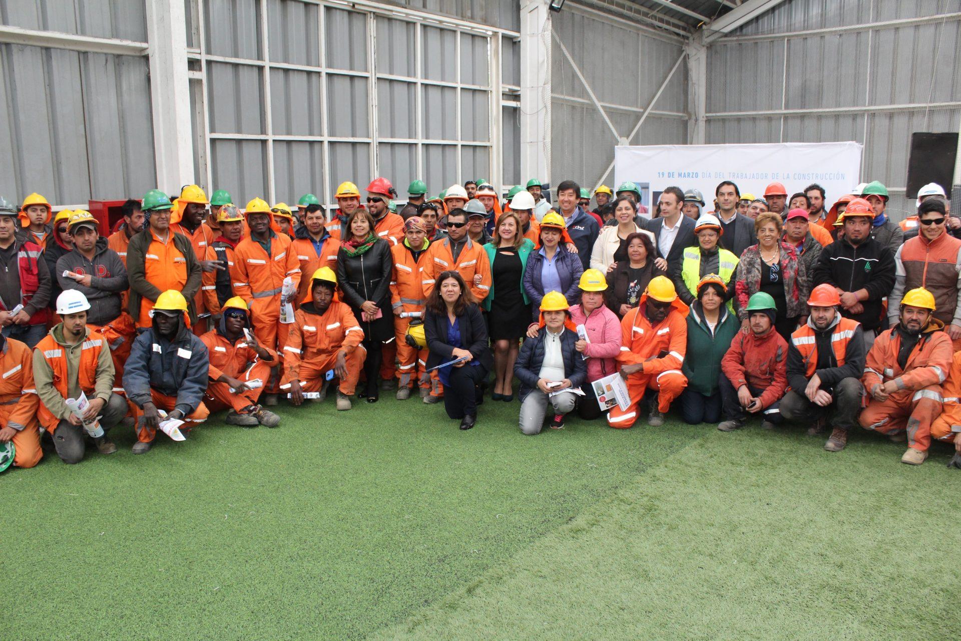 CChC Coyhaique celebró Día del Trabajador de la Construcción