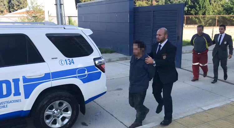 Fiscalía y PDI logran detención de dos imputados por homicidio ocurrido en las cercanías de Mañihuales